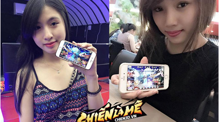 Xemgame tặng 500 giftcode game Chiến 3D