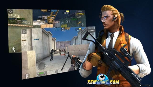 Đột Kích Mobile | XEMGAME.COM