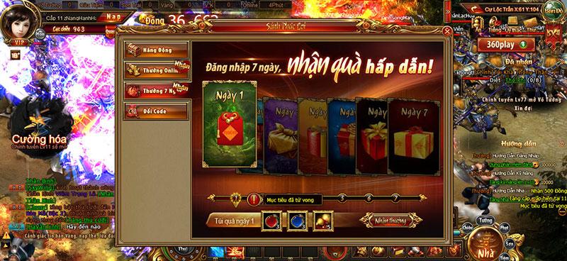 Game Thiên Thư tặng 200 giftcode cho đọc giả XemGame