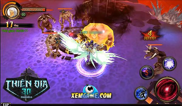 Thiên Địa 3D | XEMGAME.COM