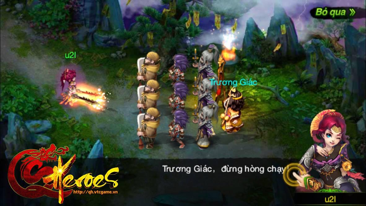 Q Heroes   XEMGAME.COM