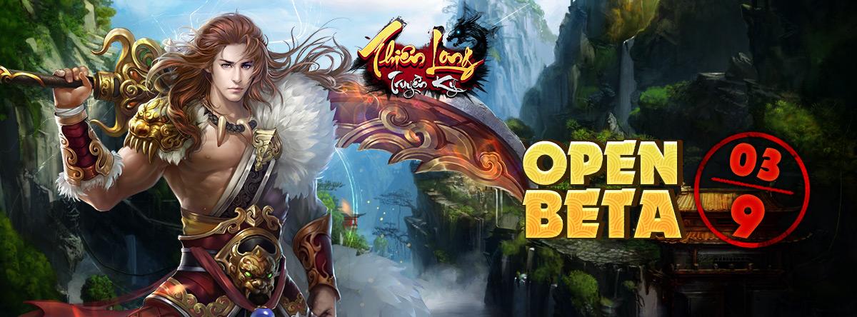 Thiên Long Truyền Kỳ mobile bước sang giai đoạn open beta tại Việt Nam