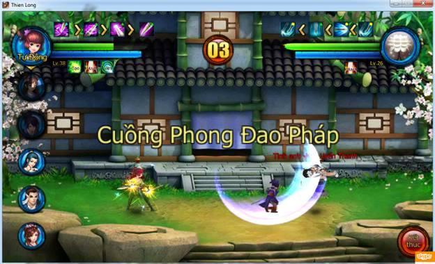 Thiên Long Truyền Kỳ | XEMGAME.COM