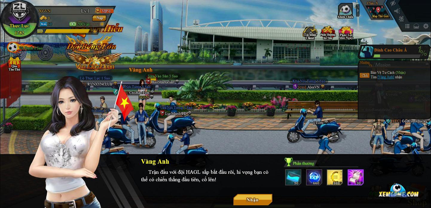 Game 433: Bắn Phá Khung Thành mang đến chất chơi không chỉ là bóng đá đơn thuần