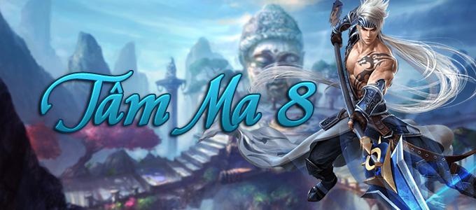 Xemgame tặng 500 giftcode game Tâm Ma Bá Thiên