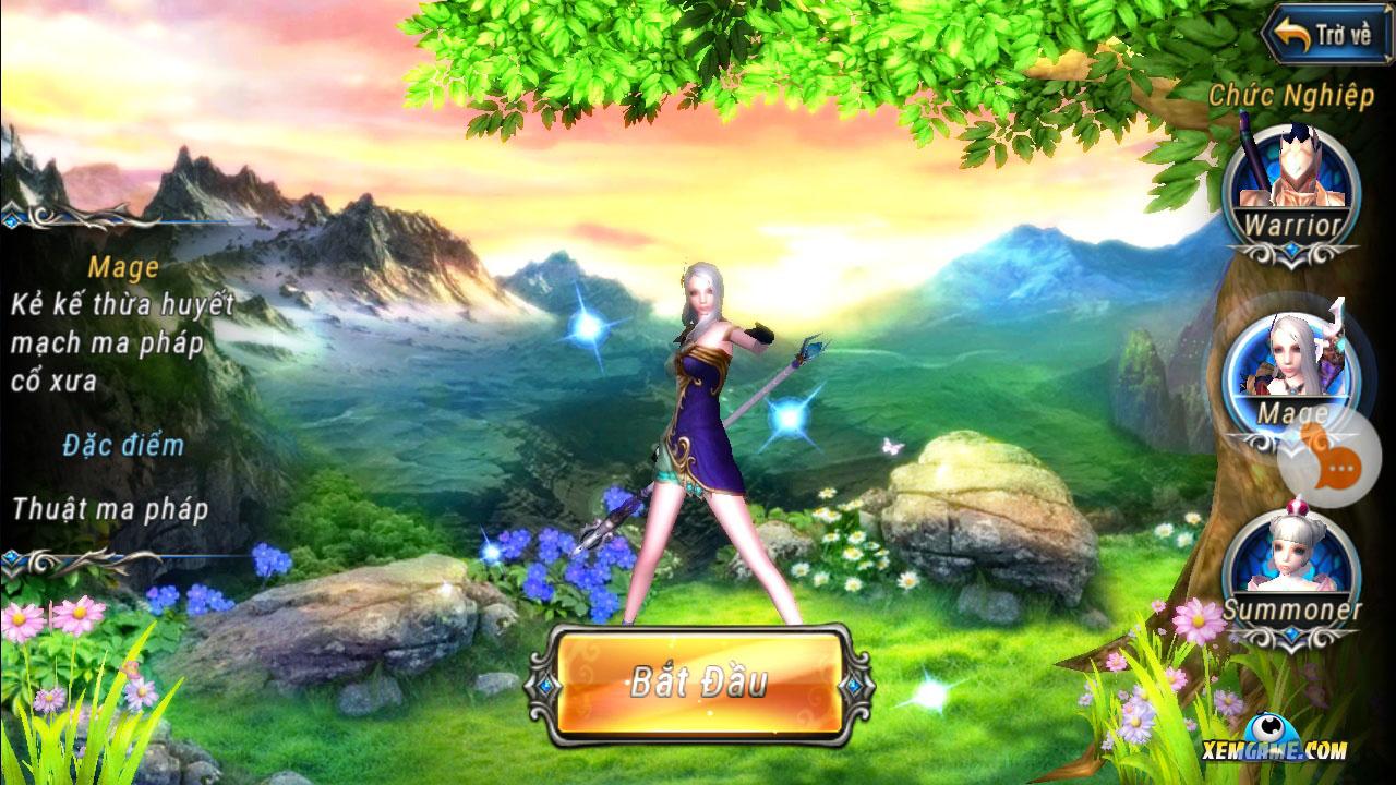 Fantasy Legend mang đến lối chơi mãn nhãn, hành động đỉnh cao