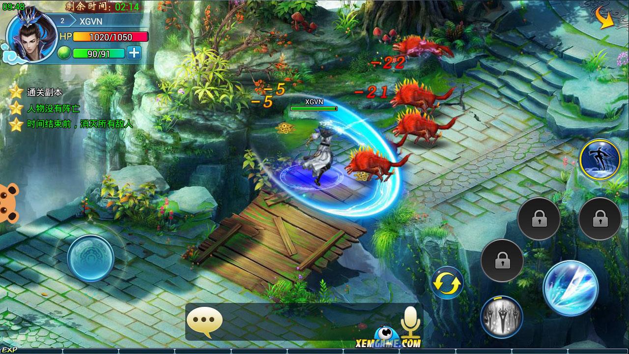 Sự thật về game Hoa Thiên Cốt mobile của VTC Mobile