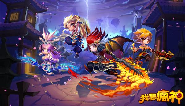 Thần Chi Mộng: Game mobile đấu thẻ tướng siêu dễ thương đến Việt Nam