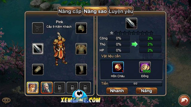Phong Thần mobile | XEMGAME.COM