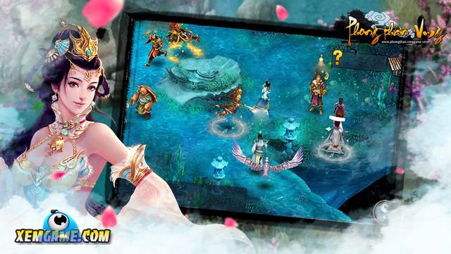 Game Phong Thần mobile đến tay game thủ Việt