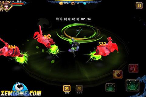 Anh Hùng Xạ Điêu Mobile 3D   XEMGAME.COM