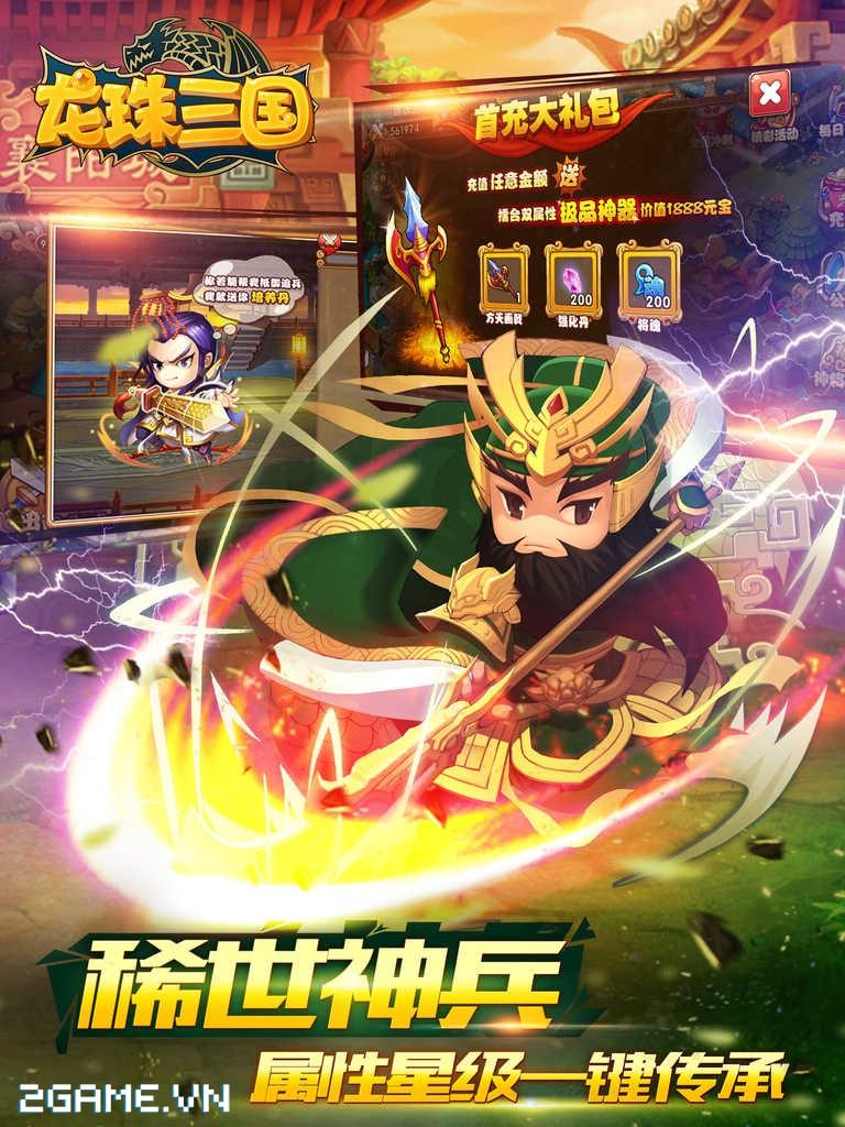 Ngọc Rồng Tam Quốc | XEMGAME.COM