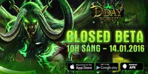 Dday Mobile chính thức ấn định ngày ra mắt vào 14/01