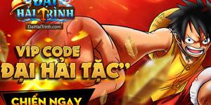Tặng 815 giftcode game Đại Hải Trình