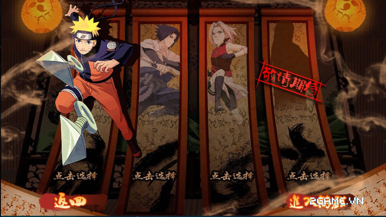 Huyền Thoại Naruto | XEMGAME.COM