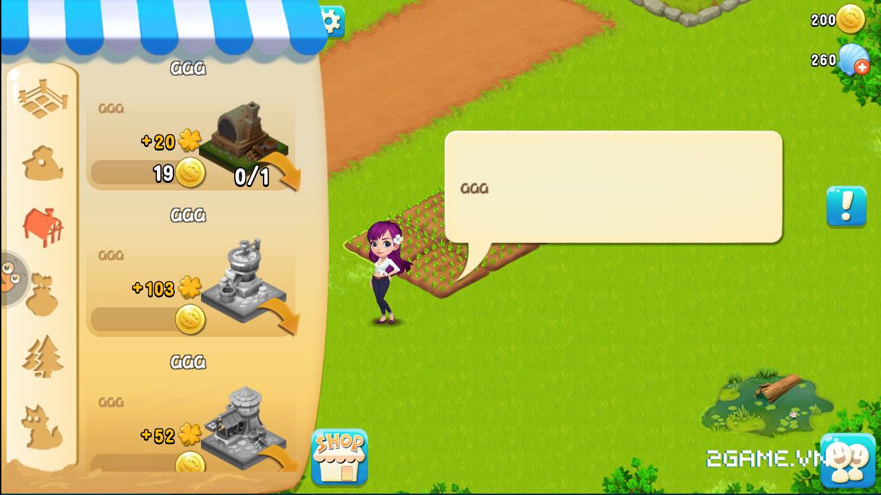 Chơi thử game Vườn Vui Vẻ mobile trước thềm ra mắt tại Việt Nam