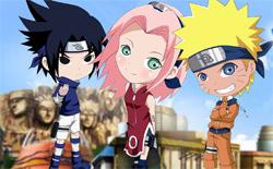 Huyền Thoại Naruto