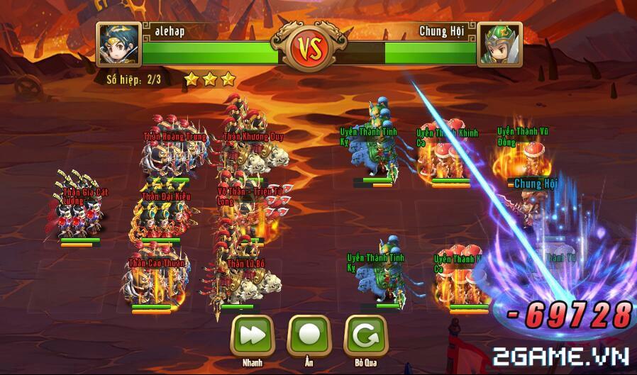 Tổng quan về game Ngọc Rồng Tam Quốc mobile trước khi ra mắt tại Việt Nam