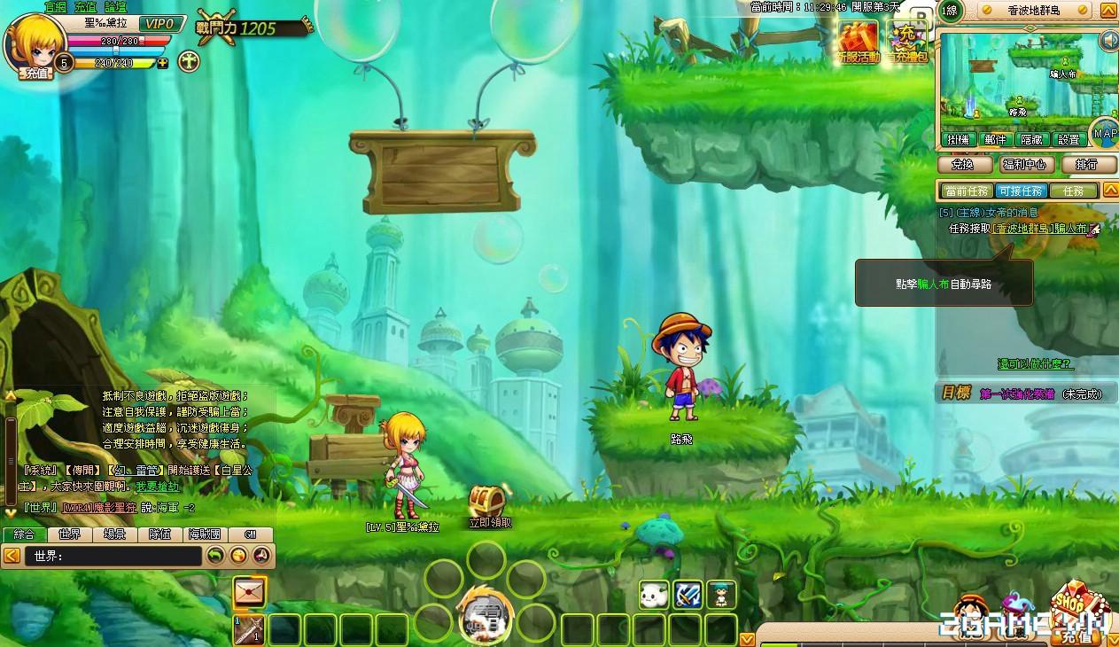 Trải nghiệm webgame One Piece ZeZe trước thềm ra mắt tại Việt Nam