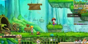 One Piece ZeZe – Chơi Vua Hải Tặc phong cách nhập vai màn hình ngang