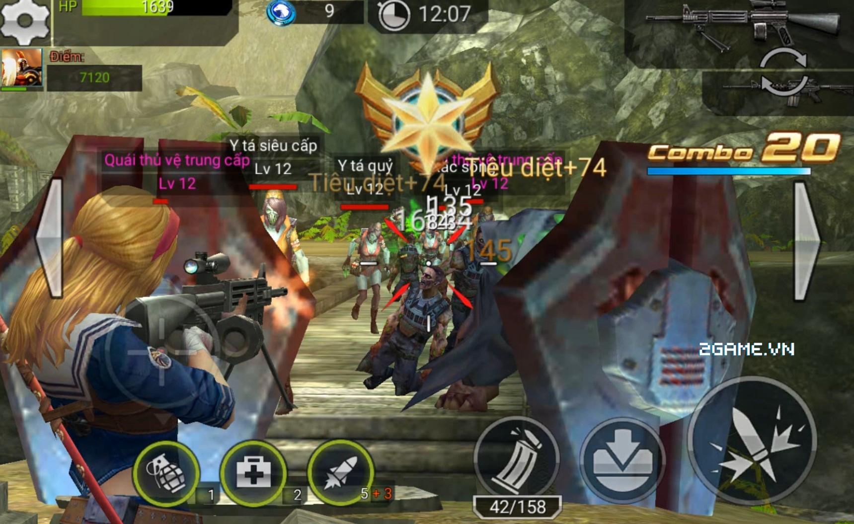 Chiến Dịch Huyền Thoại bắt đầu cho game thủ vào săn boss