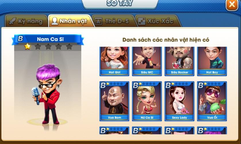 Cờ Tỷ Phú mobile | XEMGAME.COM