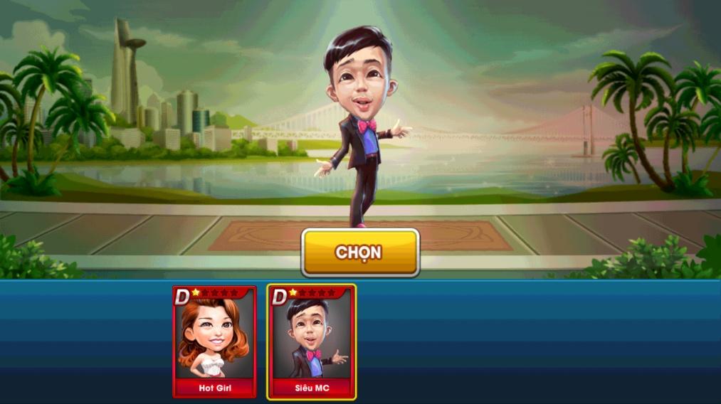 Chơi thử game Cờ Tỷ Phú mobile của VNG tự sản xuất