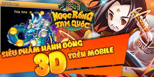 Tặng 510 giftcode game Ngọc Rồng Tam Quốc