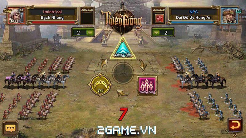 Thiên Tướng mobile | XEMGAME.COM