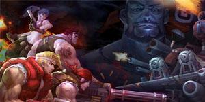 Webgame Đầu Đạn Hạch Kim: Tái hiện cảm giác game Rambo lùn đầy kịch tính