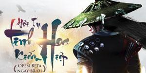 Độc Cô Cửu Kiếm Mobile ấn định ngày ra mắt, tặng Lăng Ba Vi Bộ cho game thủ