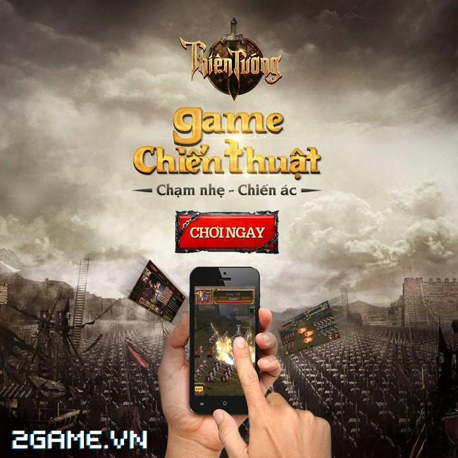 Thiên Tướng mobile: Môi trường lý tưởng cho game chiến thuật trên di động