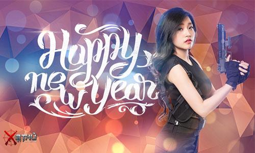 Xạ Thủ tưng bừng đón năm mới cùng dàn Hot Idol CC Talk