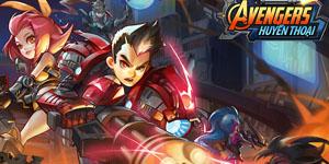 Avengers Huyền Thoại công phá Bảng xếp hạng App Store