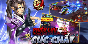 Tặng 220 giftcode game Đế Tôn Mobi