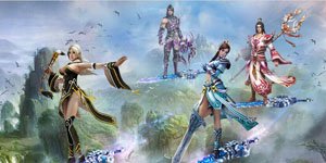 Dạo một vòng quanh game Ma Kiếm Lục trước ngày ra mắt