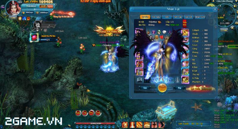Chơi thử  game Ma Kiếm Lục trước ngày ra mắt