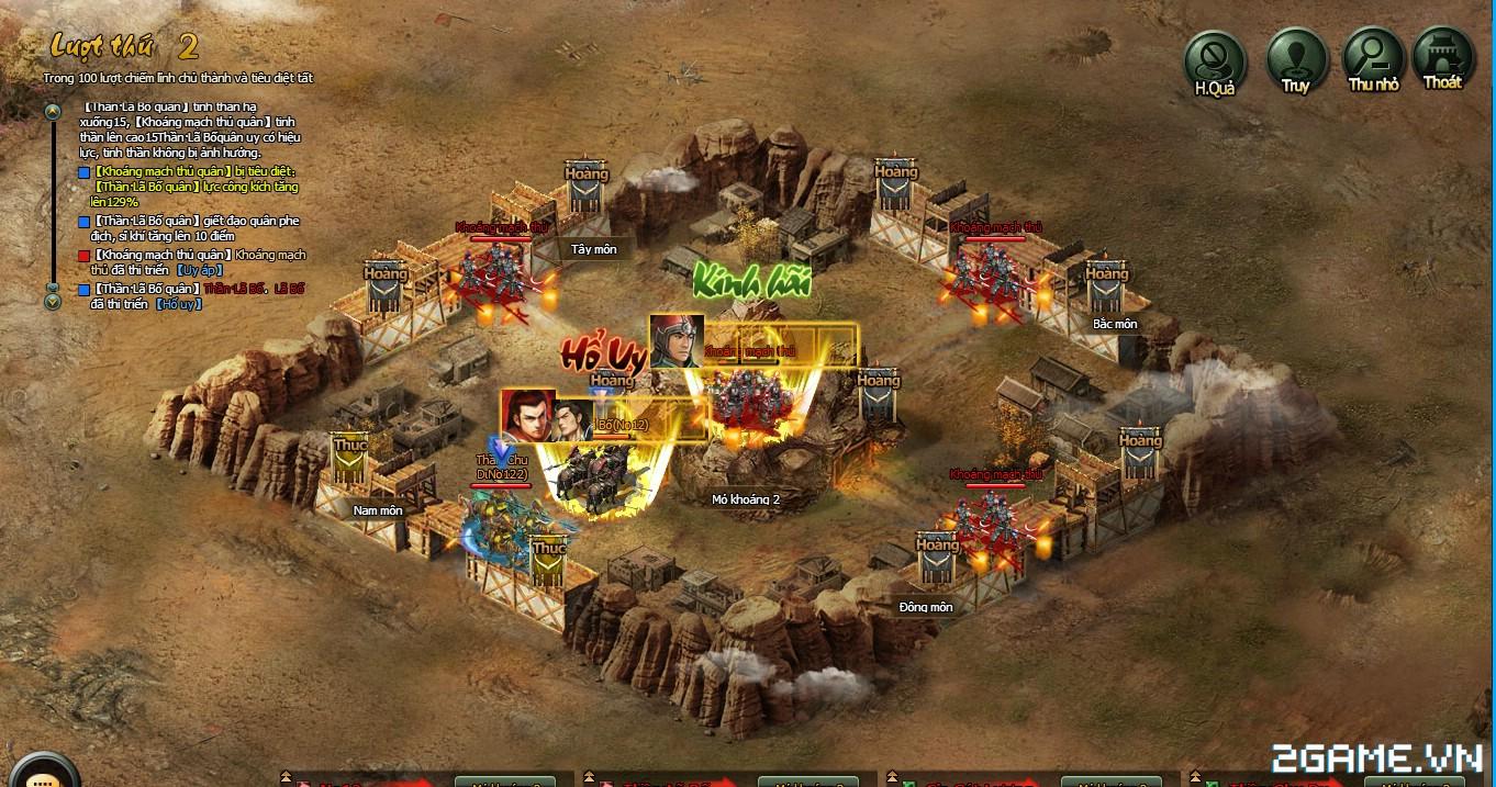 Game chiến thuật Vi Vương tiếp thu và sáng tạo từ các game hot đi trước