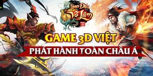 Những dự án game mobile Việt đang được mong đợi nhất