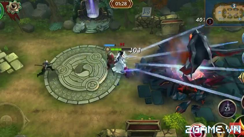 Loạn Đấu Võ Lâm tiết lộ hình ảnh in-game và lộ lối chơi đa dạng