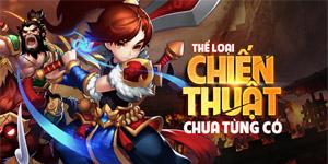 Game mobile Thiếu Niên Tam Quốc chuẩn bị ra mắt game thủ Việt