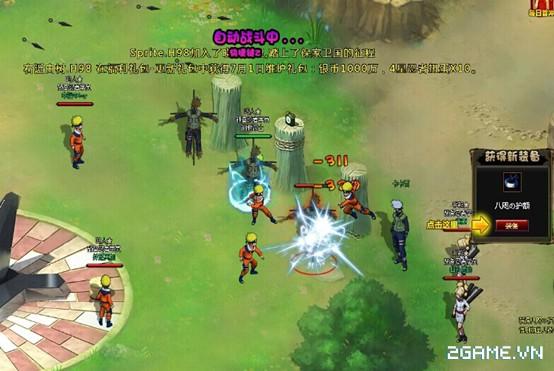 Cuồng Phong Naruto | XEMGAME.COM