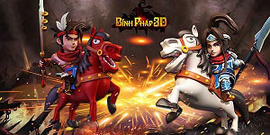 Binh Pháp 3D: Soi tính năng Bày binh bố trận đầy thách thức