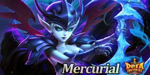 """Dota Truyền Kỳ cập nhật hero mới Bóng Ma Mercurial cực """"hot"""""""