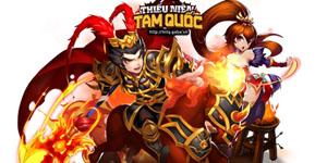 Tặng 250 giftcode game Thiếu Niên Tam Quốc