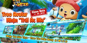 Lộ diện NPH Việt đứng sau tựa game One Piece ZeZe