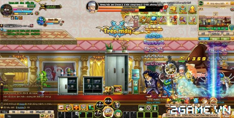 One Piece Zeze hô vang khẩu hiệu Làm chủ cuộc chơi – Tự do hành động