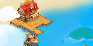 Vườn Vui Vẻ 3V ra mắt trang chủ, chuẩn bị chào đón game thủ Việt