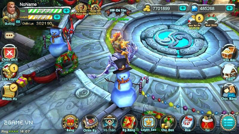Game Taichi Panda mobile hé lộ bộ ảnh Việt hóa