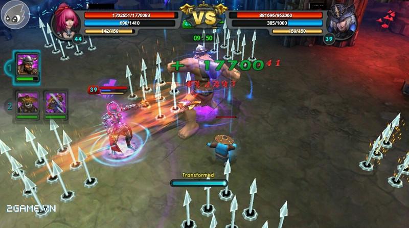 Game Taichi Panda mobile có kho hệ thống pet trợ chiến tương đối 'khủng'